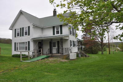 Montrose Single Family Home For Sale: 14665 Pa-167