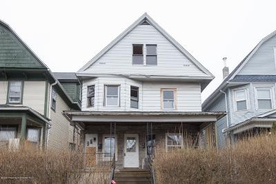 Lackawanna County Multi Family Home For Sale: 932 Madison Ave