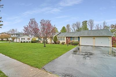 Lackawanna County Single Family Home For Sale: 925 Clearview Rd