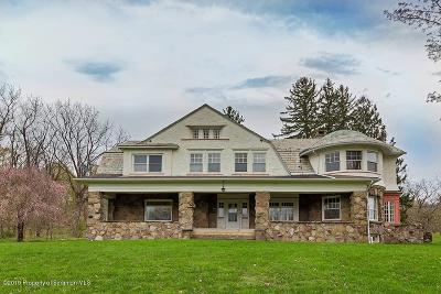 Lackawanna County Single Family Home For Sale: 325 Carbondale Rd