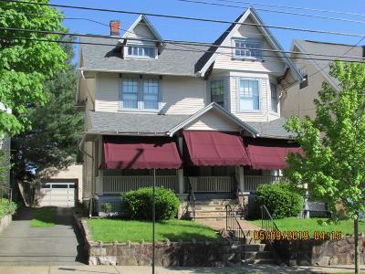 Scranton Single Family Home For Sale: 918 Prescott Ave