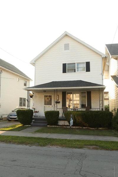 Lackawanna County Single Family Home For Sale: 97 Park St