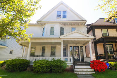 Lackawanna County Multi Family Home For Sale: 814 Harrison Ave