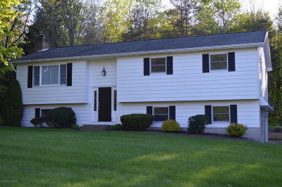 Lackawanna County Single Family Home For Sale: 27 Alts Ln