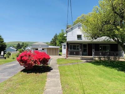 Lackawanna County Single Family Home For Sale: 379 Lane St