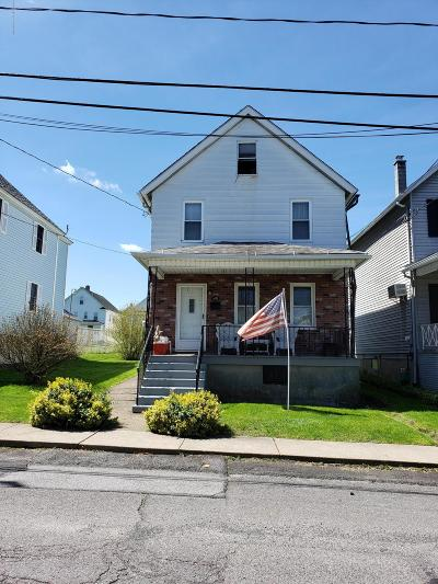 Lackawanna County Single Family Home For Sale: 1431 W Locust St