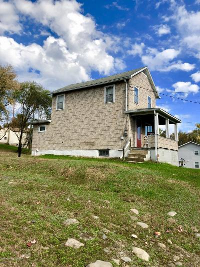 Lackawanna County Single Family Home For Sale: 220 Wyalusing St