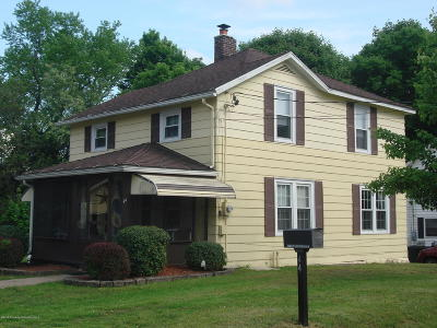 Tunkhannock Single Family Home For Sale: 44 West St