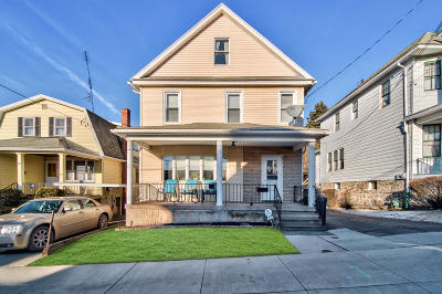Lackawanna County Single Family Home For Sale: 721 Moosic St