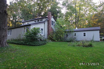 Susquehanna County Single Family Home For Sale: 3367 Brushville Rd