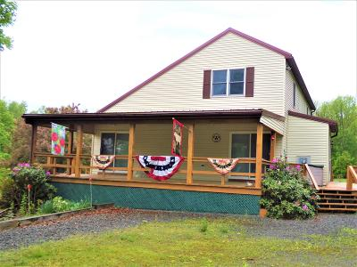 Susquehanna County Single Family Home For Sale: 2705 Pennay Hill Rd