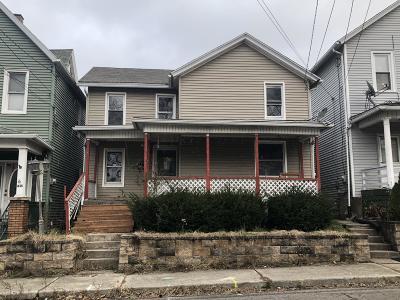 Lackawanna County Single Family Home For Sale: 437 Railroad Ave