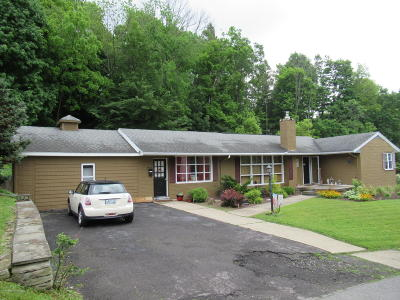 Clarks Summit Single Family Home For Sale: 214 Highland Ave