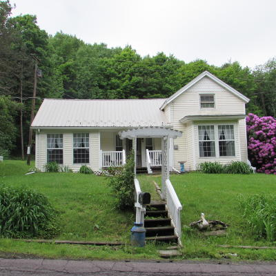 Tunkhannock Single Family Home For Sale: 4428 W Nicholson Rd