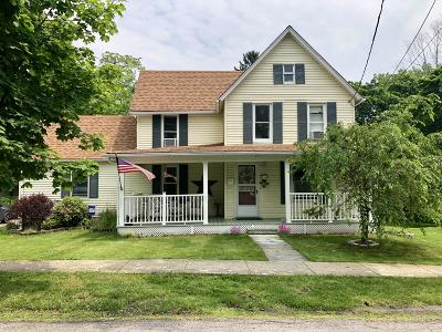 Clarks Summit Single Family Home For Sale: 219 Electric St