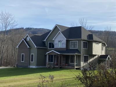 Susquehanna County Single Family Home For Sale: 641 Pleasant Way