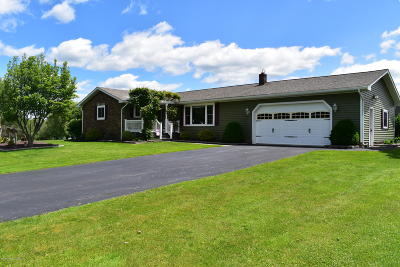 Springville Single Family Home For Sale: 2498 State Route 3013