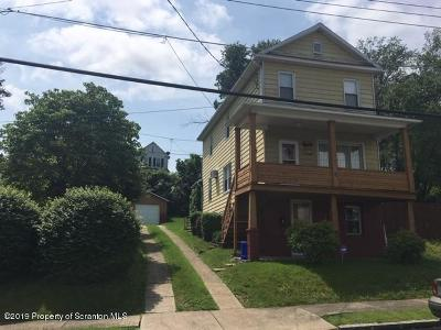 Luzerne County Single Family Home For Sale: 8 Simon Block Ave
