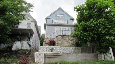 Scranton Single Family Home For Sale: 521 N Irving Ave