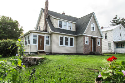 Springville Single Family Home For Sale: 3859 State Route 29