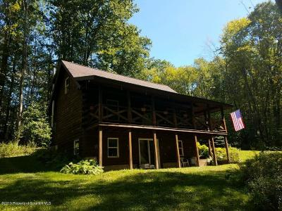 Susquehanna County Single Family Home For Sale: 22364 State Route 92