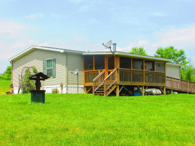 Bradford County Single Family Home For Sale: 211 Relatives Roost