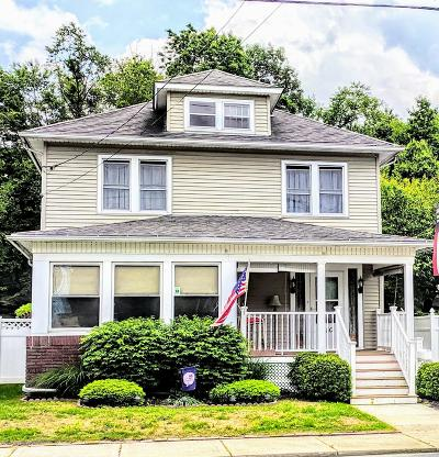 Luzerne County Single Family Home For Sale: 850 Main St