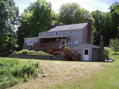 Susquehanna County Single Family Home For Sale: 92 Hillside Terrace