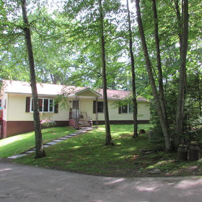 Tunkhannock Single Family Home For Sale: 13 Golf Ln