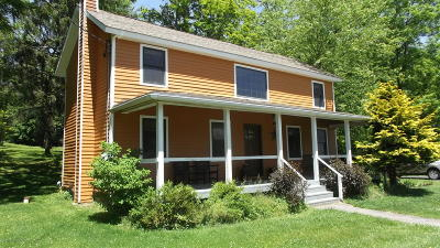Tunkhannock Single Family Home For Sale: 324 Frear Hill Rd