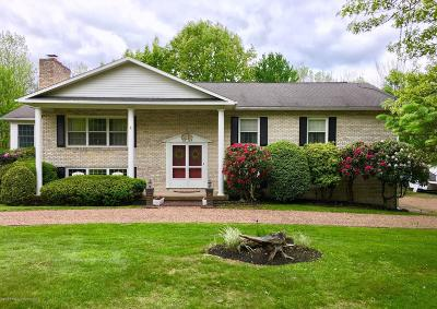 Factoryville Single Family Home For Sale: 1275 Seamans Road