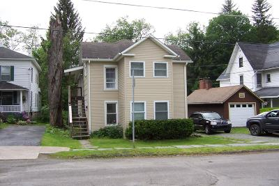 Susquehanna County Multi Family Home For Sale: 599 Jackson Ave