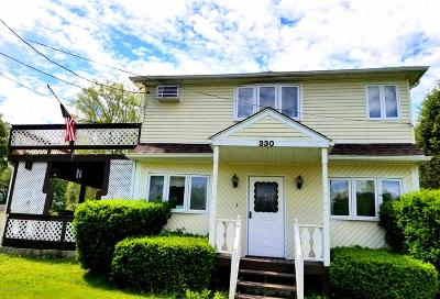 Lackawanna County Single Family Home For Sale: 330 Washington Rd