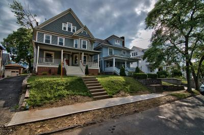 Lackawanna County Single Family Home For Sale: 1120 Columbia St