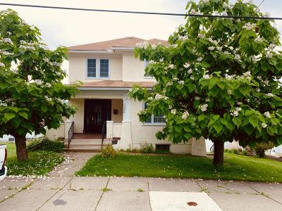 Lackawanna County Single Family Home For Sale: 2226 S Webster Ave