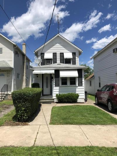 Luzerne County Single Family Home For Sale: 271 Charles Street