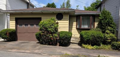 Lackawanna County Single Family Home For Sale: 51 Spring St