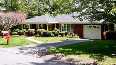 Lackawanna County Single Family Home For Sale: 780 Griffin Rd