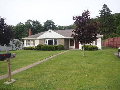 Susquehanna County Single Family Home For Sale: 50 Veterans Dr