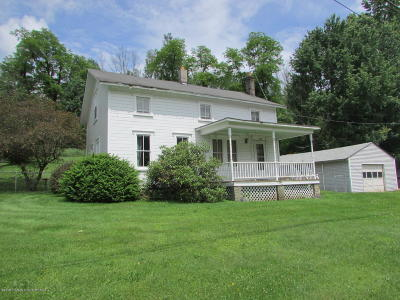 Montrose Single Family Home For Sale: 4993 State Route 706