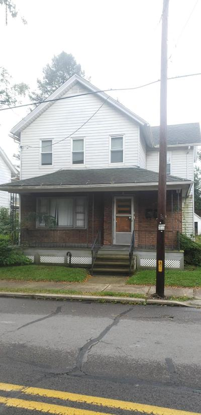 Lackawanna County Multi Family Home For Sale: 841 W Market St
