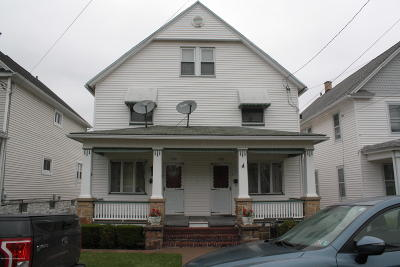 Lackawanna County Multi Family Home For Sale: 1716 1718 Farr St