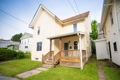 Susquehanna County Single Family Home For Sale: 180 Grand St