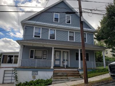 Lackawanna County Multi Family Home For Sale: 1615 1617 Swetland St