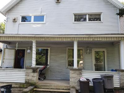 Lackawanna County Multi Family Home For Sale: 517 W Market St