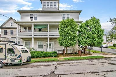 Lackawanna County Multi Family Home For Sale: 1331 S Webster Ave