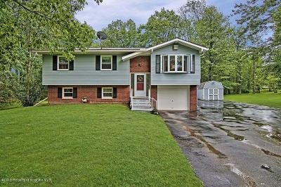 Lackawanna County Single Family Home For Sale: 3 Harmony Drive