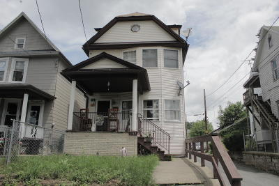 Lackawanna County Single Family Home For Sale: 1513 Olive St