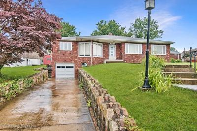 Lackawanna County Single Family Home For Sale: 2403 Prospect Ave