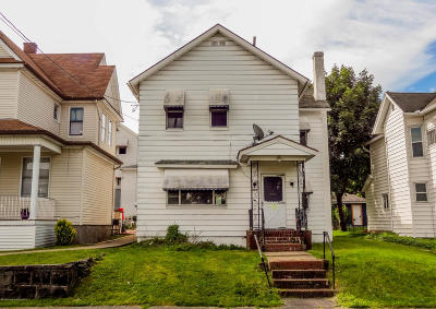 Lackawanna County Multi Family Home For Sale: 423 S Webster